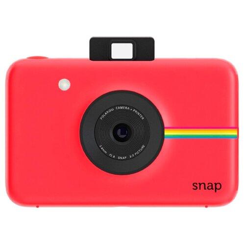 Фотоаппарат моментальной печати Polaroid Snap красный