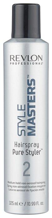Revlon Professional Неаэрозольный лак для волос Style