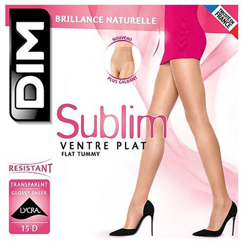 Колготки DIM Sublim Ventre Plat 15 den noir 4 (DIM)Колготки и чулки<br>