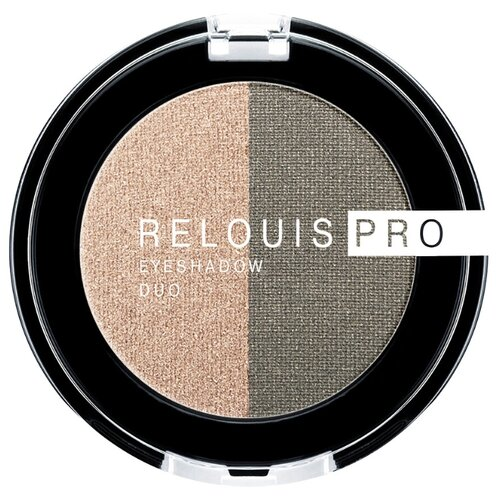 Relouis Pro Eyeshadow Duo 113 хайлайтер relouis relouis re046lwadyk5