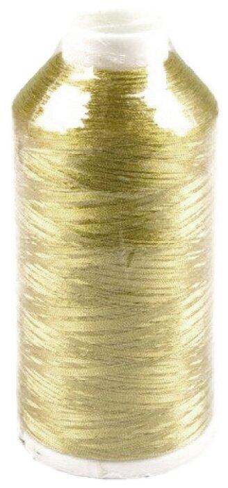 Gamma Нить швейная металлизированная 5000 ярд (MY-06) 4570 м
