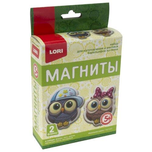 Купить LORI Магниты из гипса Маленькие совята (Пз/Г-012), Гипс
