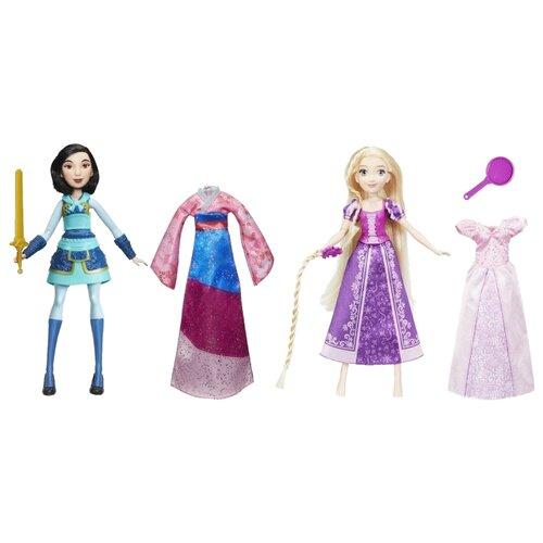 Кукла Hasbro Disney Princess Делюкс с дополнительным платьем 20 см, E1948