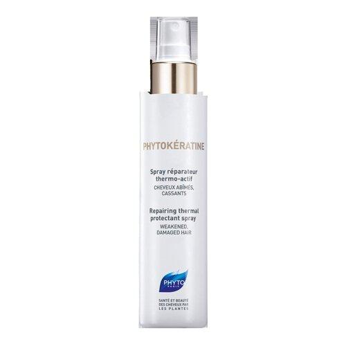 PHYTO Phytokeratin Спрей восстанавливающий с термозащитой для волос, 150 мл phyto для волос витамины купить