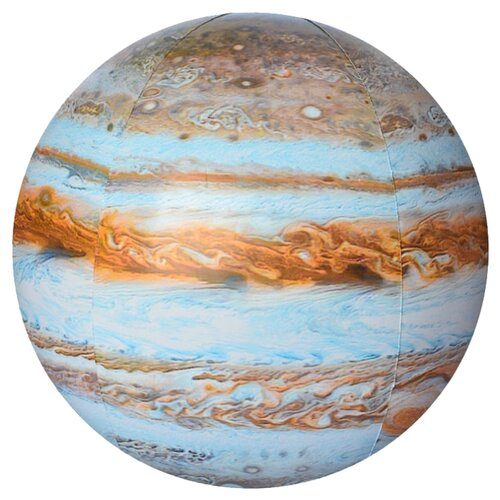 Мяч надувной Bestway с подсветкой Юпитер 31043 BW мультиколор