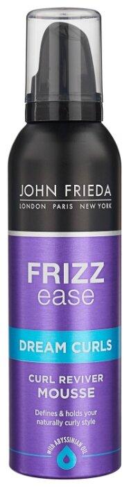 John Frieda Мусс Frizz-Ease для создания идеальных локонов