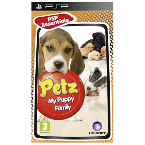 Игра для PlayStation Portable Petz: My Puppy Family
