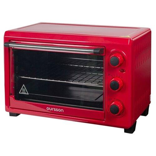 Мини-печь Oursson MO2610/RD красныйМини-печи, ростеры<br>