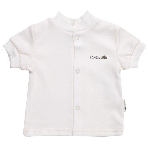 Распашонка Клякса размер 20-62, экрю комплект одежды клякса размер 20 62 экрю