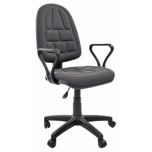 Компьютерное кресло Chairman PRESTIGE ERGO офисное, обивка: текстиль, цвет: C-2 серый