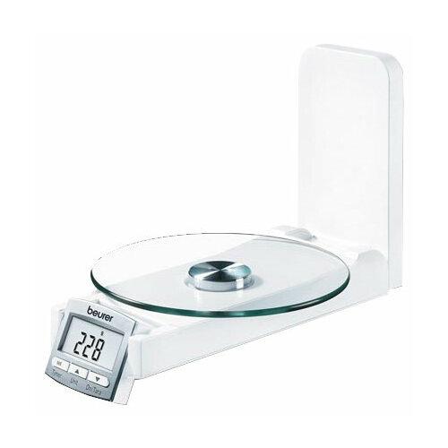 Фото - Кухонные весы Beurer KS 52 белый миостимулятор em 49 beurer белый