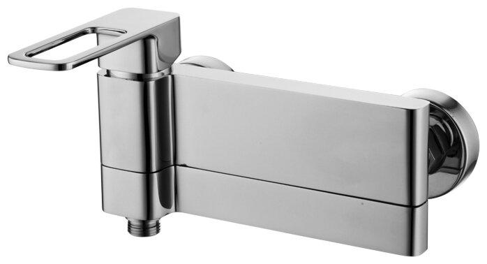 Смеситель для ванны с душем IDDIS Slide SLISB00i02WA однорычажный хром