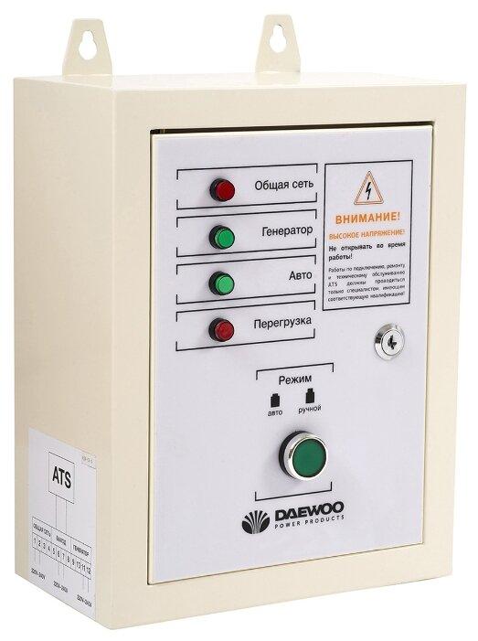 Блок автоматики Daewoo ATS15-DDAE DXE