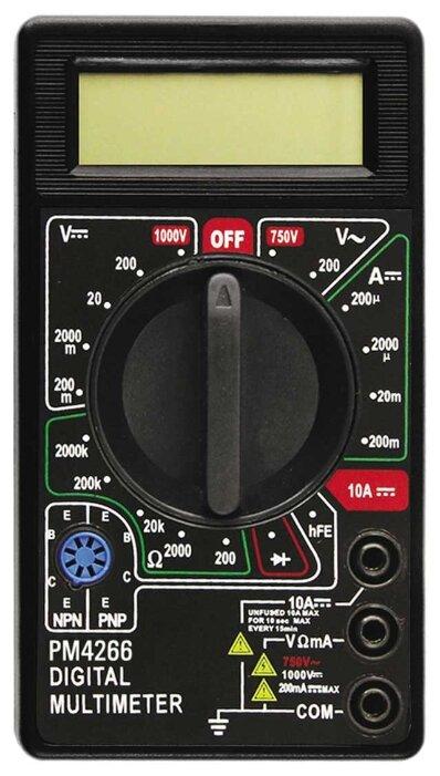 Мультиметр ZiPOWER PM4266