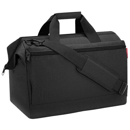 Сумка дорожная reisenthel Allrounder L pocket 32 л, black сумка reisenthel allrounder l fifties black mt7028