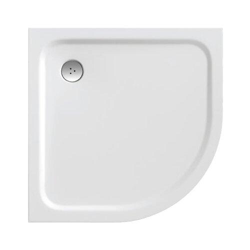 Душевой поддон RAVAK Elipso Pro Chrome 90 x 90 белый душевой поддон ravak elipso pro chrome 90х90 см xa247701010