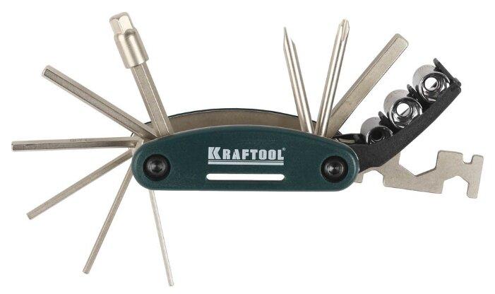 Мультиключ Kraftool 26182-H16