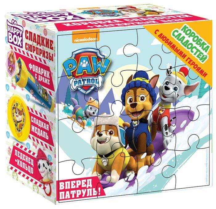 Подарочный набор Happy Box Коробка сладостей Paw Patrol 192 г
