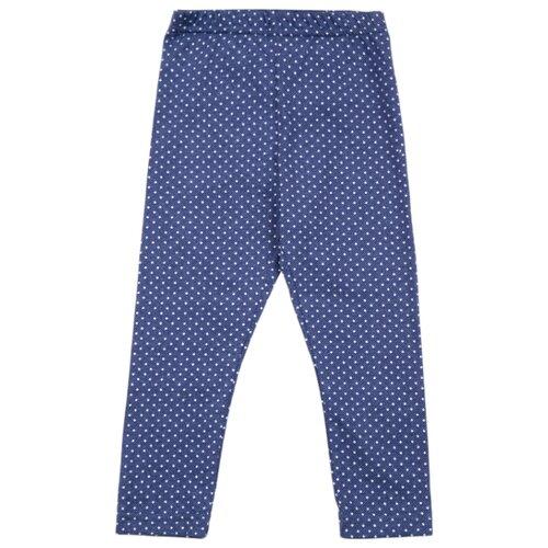 Купить Легинсы Leader Kids Милый зайчик ЛКЛ2021532186 размер 86, синий, Брюки и шорты