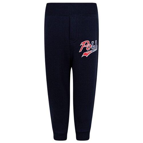 Купить Брюки Ralph Lauren размер 92, синий, Брюки и шорты