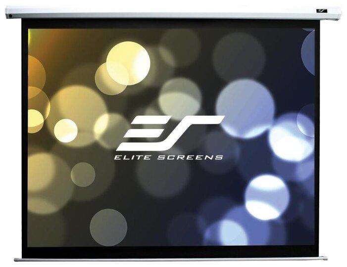 Экран ELITE SCREENS M92XWH, 204х115 см, 16:9, настенно-потолочный белый
