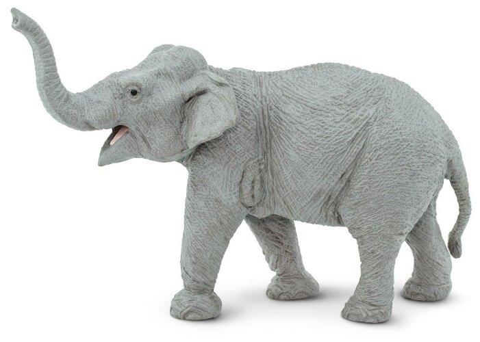 Фигурка Safari Ltd Индийский слон 227529