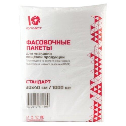 Фото - Пакеты для хранения продуктов Юпласт 604984, 40 см х 30 см, 1000 шт пакеты для хранения продуктов лайма 40 см х 30 см 1000 шт