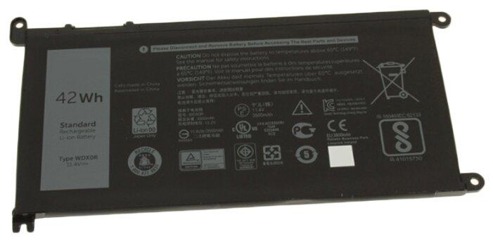 Аккумулятор DELL WDX0R (FW8KR)