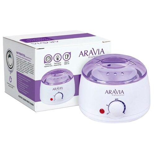 Нагреватель сахарной пасты баночный ARAVIA Professional с термостатом 8012