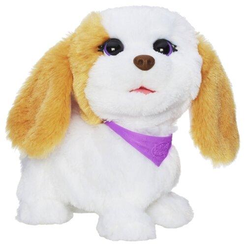 Купить Интерактивная мягкая игрушка FurReal Friends Озорные зверята Щенок A5719, Роботы и трансформеры