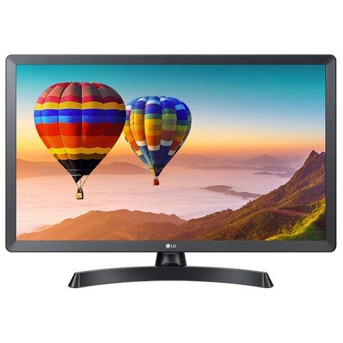 "Телевизор LG 28TN515V-PZ 27.5"" (2020) темно-серый"