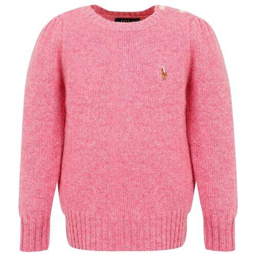 Купить Джемпер Ralph Lauren размер 92, розовый, Джемперы и толстовки