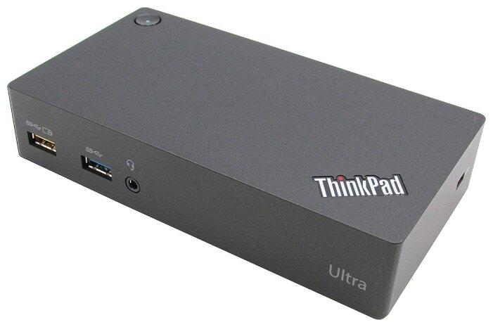 Док-станция Lenovo ThinkPad USB 3.0 Ultra Dock (40A80045EU)