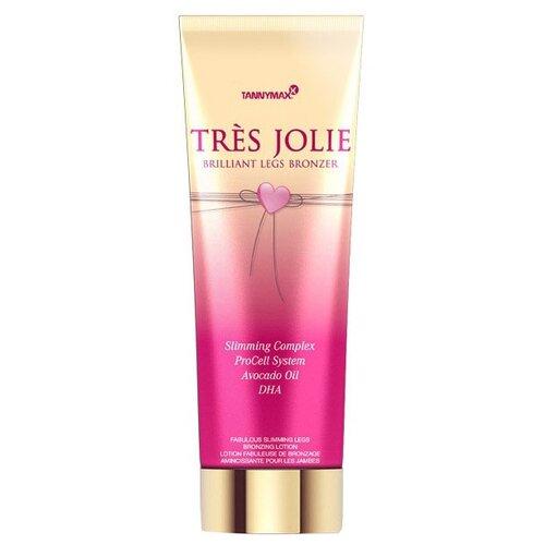 Крем для загара в солярии Tannymaxx Tres Jolie – Brilliant Legs Bronzer 200 мл