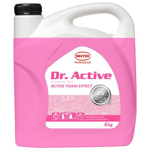 SINTEC Активная пена для бесконтактной мойки Active Foam Effect 6 кг