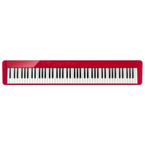 Цифровое пианино CASIO PX-S1000 красный