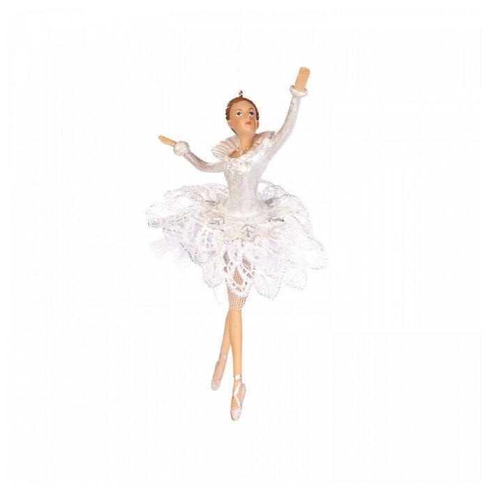 Goodwill Елочная игрушка Балерина - Ледяная королева 18 см в танце, подвеска TR 29410