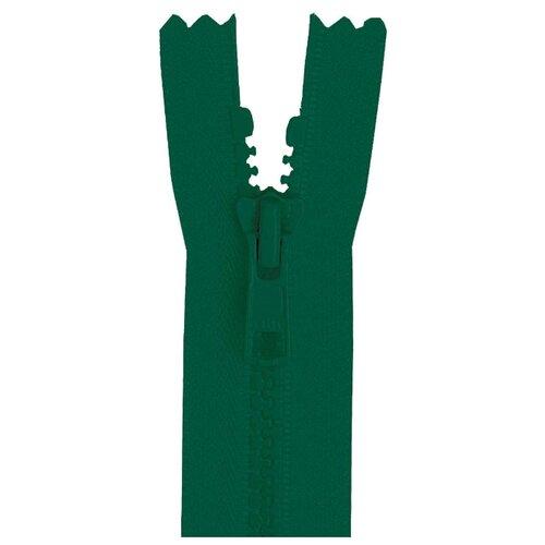 Купить YKK Молния тракторная разъёмная 4335956/50, 50 см, зеленый/зеленый, Молнии и замки