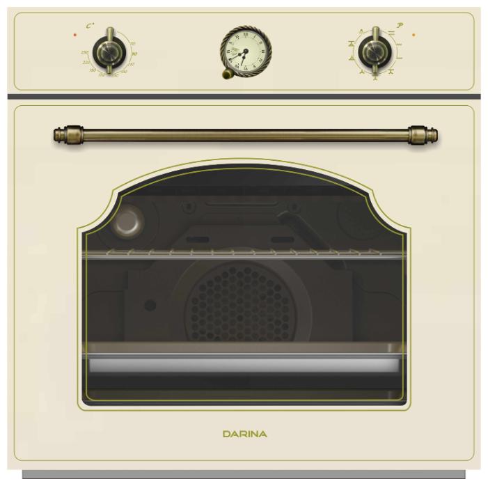 Электрический духовой шкаф DARINA 2V8 BDE112 707 Bg