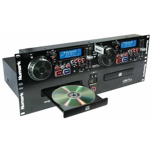 DJ CD-проигрыватель Numark CDN77USB черный
