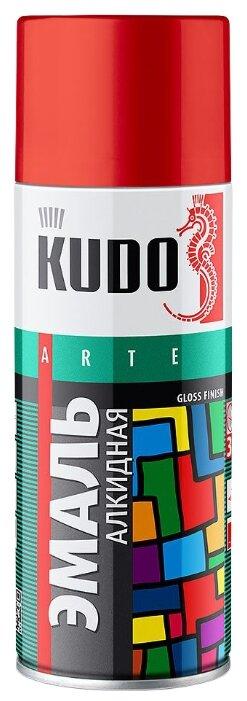 Эмаль KUDO универсальная 3P Technology глянцевая