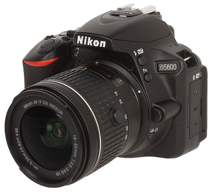 Фотоаппарат Nikon D5600 Kit фото 1