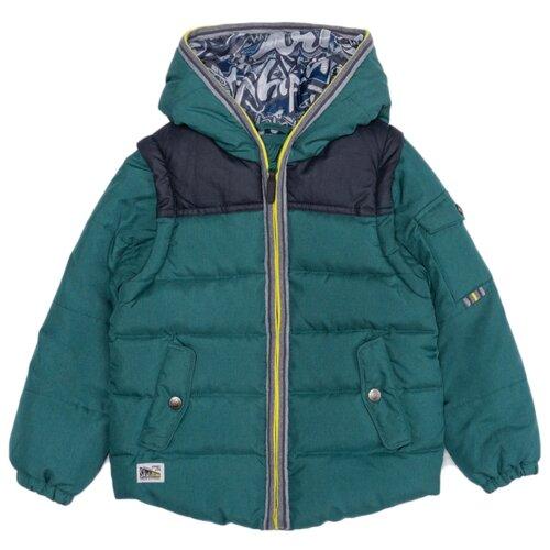 Куртка Acoola 20110130075 размер 164, зеленый acoola acoola ac008egicu57