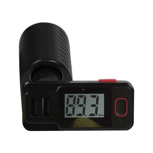 FM-трансмиттер Ritmix FMT-A775 черный