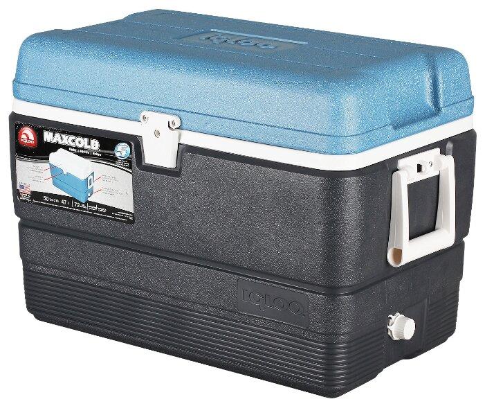 Igloo Изотермический контейнер Maxcold 50 темно-синий 47 л