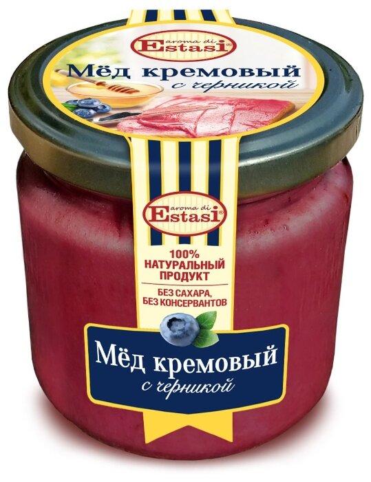 Крем-мед Aroma di Estasi с черникой