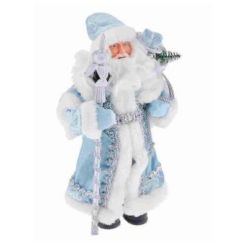 Фигурка Феникс Present Дед мороз 30 см голубой