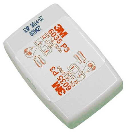 Противоаэрозольный фильтр 3M 6035, P3