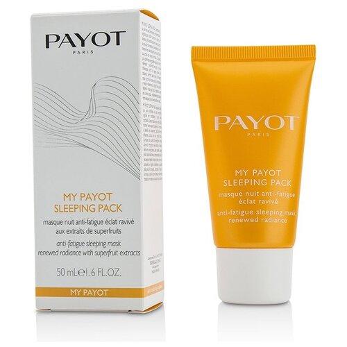 Payot My Payot Sleeping Pack Ночная энергетическая маска против усталости, 50 мл payot маска детокс
