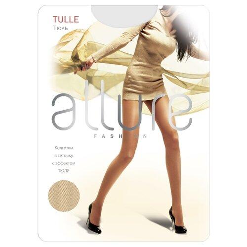 Колготки ALLURE Fashion Tulle 20 den caramello 3/4 (ALLURE)Колготки и чулки<br>